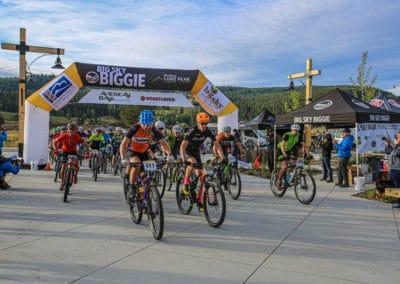 2019 Big Sky Biggie - 30 Mile Start