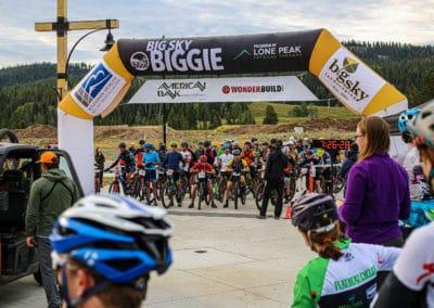 2019 Big Sky Biggie - 50 Mile Line-up